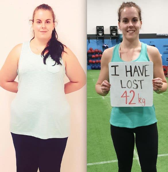 Larissa 42kg